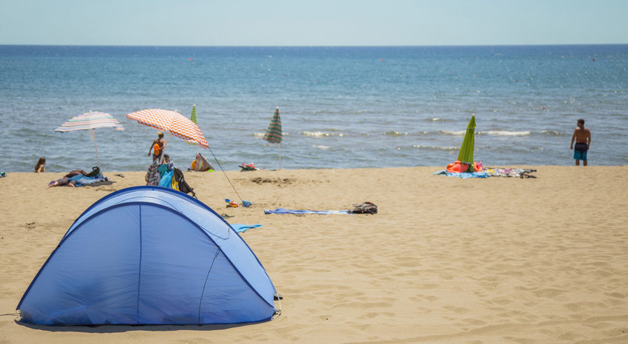 Best Beach Tent for this Hot and Humid Summer