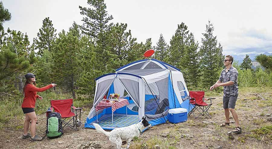 Best Waterproof Tent for Summer Adventures in 2018